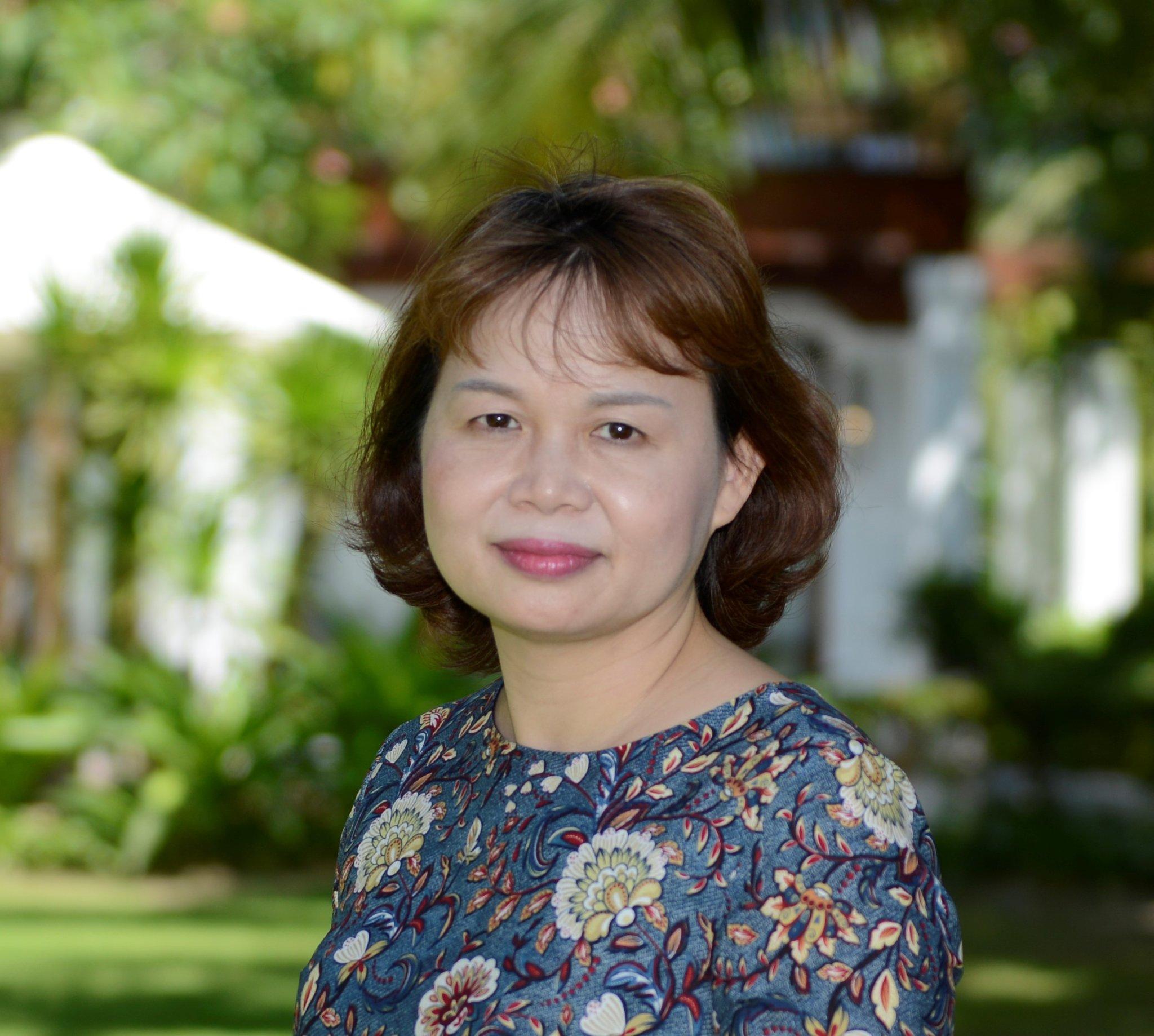 Bà Nguyễn Thúy Ngọc