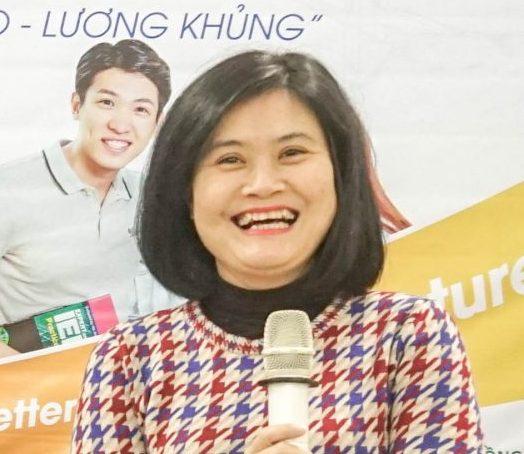 Bà Cao Hương Thanh