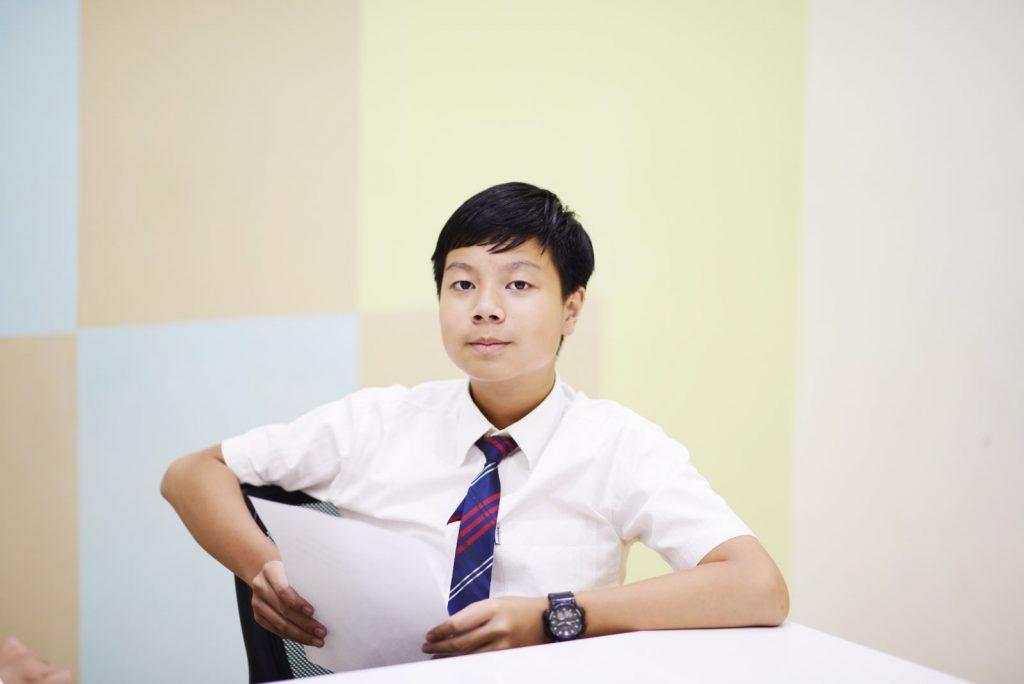 Đỗ Hải Long đạt 1420 SAT khi chỉ mới học lớp 10.