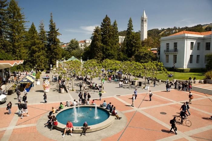 UC Berkeley luôn thu hút sinh viên