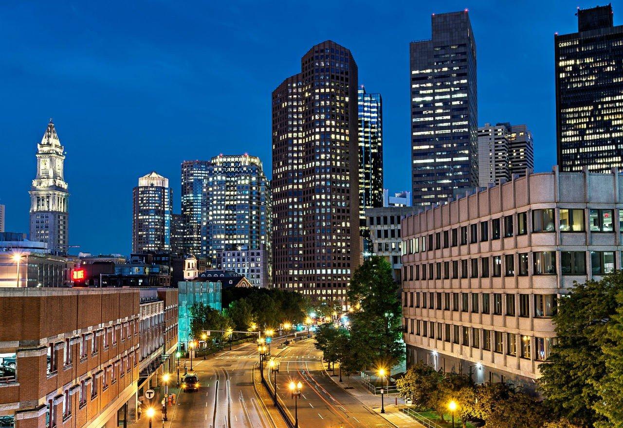 Vẻ hiện đại của bang Massachusetts – nơi được xem là trung tâm giáo dục của Hoa Kỳ