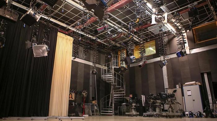 Phòng thu hình của Đại học Westminster