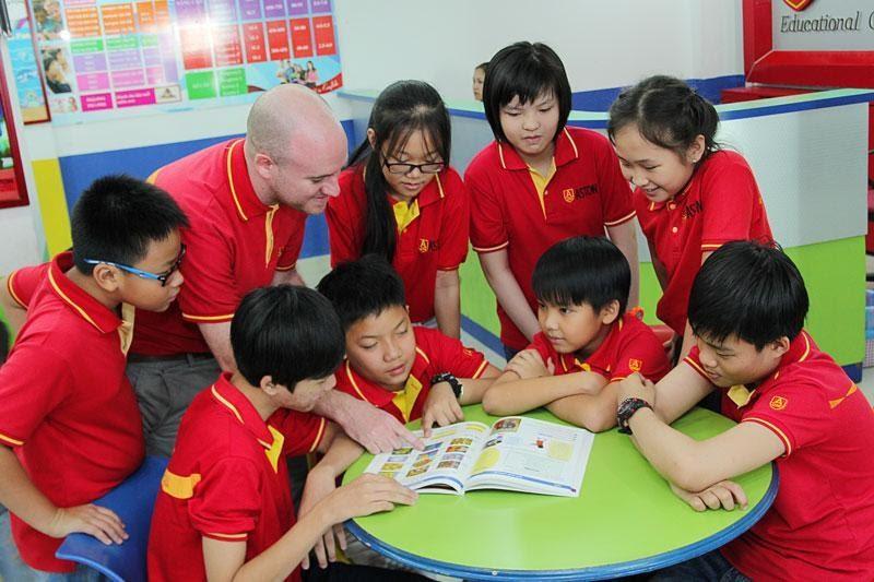 Trung tâm Anh ngữ Quốc tế Sài Gòn ASTON