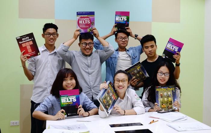 Rất nhiều bạn trẻ thích học IELTS