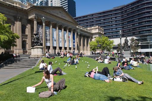 Đại học Victoria - Ngôi trường lâu đời của Úc