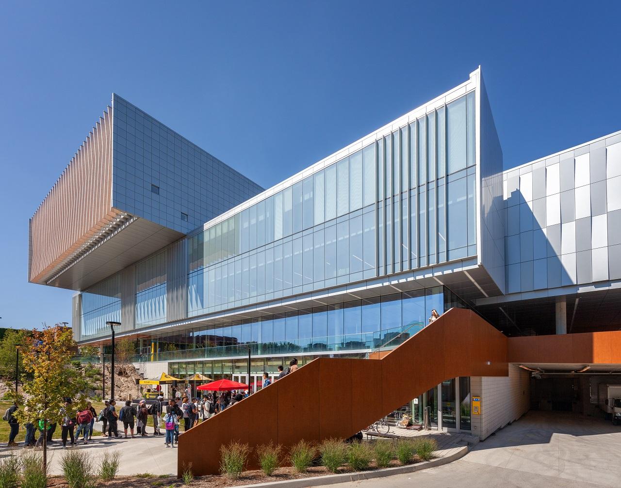 Đại học York, Toronto, Canada.
